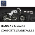 Hanway Muscel50 Complete Spare Part