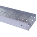 Steel Ventilated Cable Trunking Perforated Cable Tray