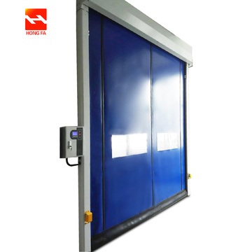 Kain Industri Self Repair Action Rolling Shutter Door