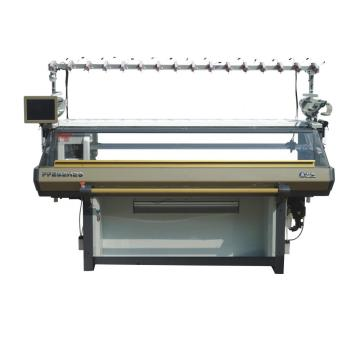 automatic shoe knitting machine