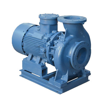 ISWB horizontal single-stage explosion-proof oil pump