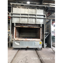 car type hardening furnace