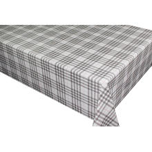 Elegant Tablecloth with Non woven backing Under