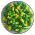 "capsuline colored gelatin empty capsule size""00"""