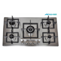 Built In S.S Hob Gas Cooktop
