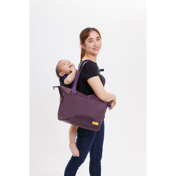 Tote Bag As Diaper Bag