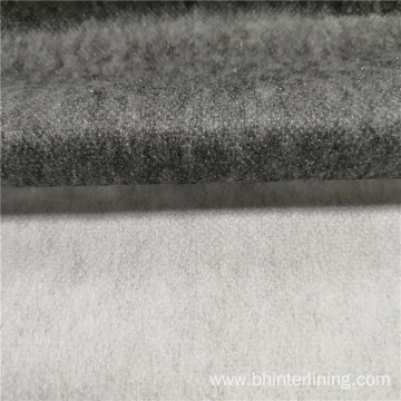 50% polyester 50%nylon adhesive interlining for apparel