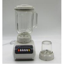 Bottom price for Electric Blender Electric glass jar blender machine supply to Portugal Manufacturers