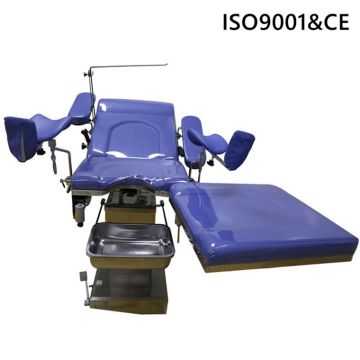 Medical gynecology examination obstetric delivery table