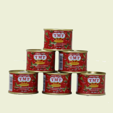 New Crop Canned Sweet Tomato Sauce in Canned Vegetable