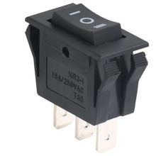 Leading for Economic Middle-Sized Rocker Switches ON OFF ON Electric Switch export to Algeria Supplier
