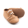 Brown Baby Moccasins Oxford Shoes