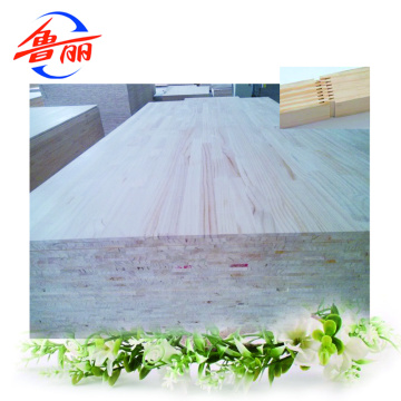 Furniture used finger joint board indoor