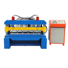 Roofing Panel IBR Iron Sheet Roll Forming Machine