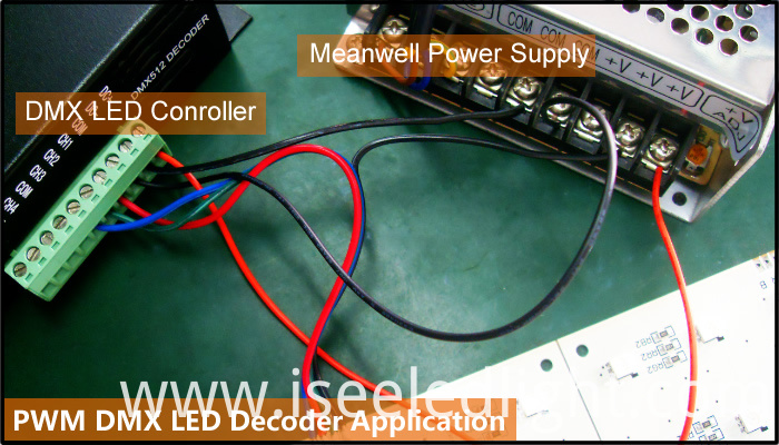 pwm lighting decoder
