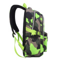 Leisure Multi-Use Camouflage Backpack High Class School Bag