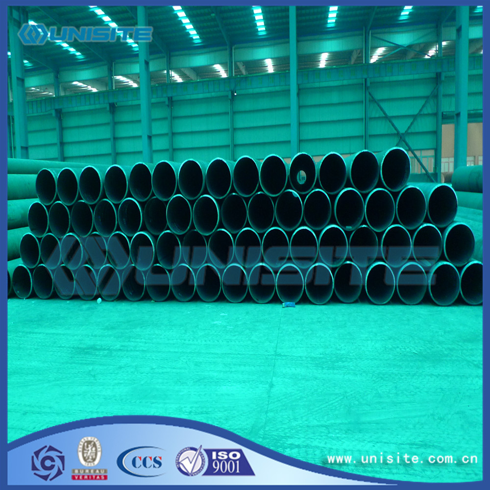 Longitudinal Ssaw Steel Pipes