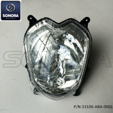 SYM X PRO Spare Parts Head Light Assy (P/N:33100-ABA-0001) Original Quality Spare Parts