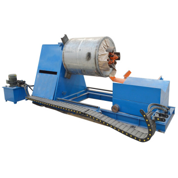 Hydraulic Decoiler with loading car 10Ton/5Ton/7Ton