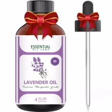 Lavender Essential Oil Highest Quality Therapeutic Grade