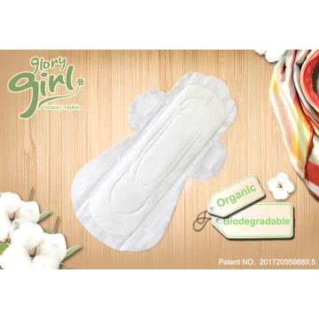Eco Friendly Oraganic Cotton Sanitary Towels