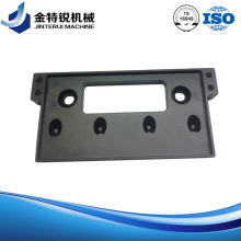 Anodized CNC machining plate