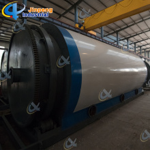 ODM for Fuel From Plastic Waste msw Pyrolysis Plant Oil System export to Mongolia Importers