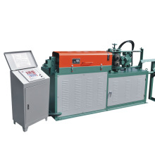 hydraulic steel bar straightening and cutting machine