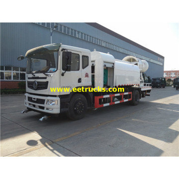 12000L 4x2 Dust Suppression Fog Cannon Trucks
