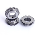 cnc gear aluminium wheel automotive turning parts