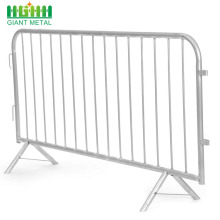 Galvanized Crowd Control Barrier Safety Traffic Barrier