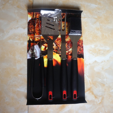 BBQ Tools Set Stainless Steel