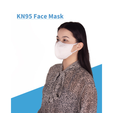 Non Woven Melt blown Cloth Material N95 Face Mask KN95