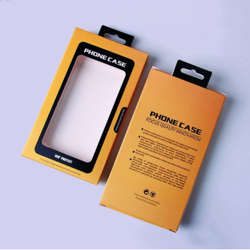 Top Selling Custom Hanging Mobile Phone Case Packaging