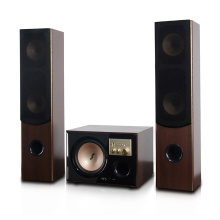 OEM/ODM for Home Cinema System Double mini bluetooth subwoofer speaker export to Armenia Factories