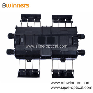 24 core PLC Splitter Fiber Optical Splice Enclosure