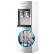International  Hot/Cold Water Cooler with Reverse Osmosis
