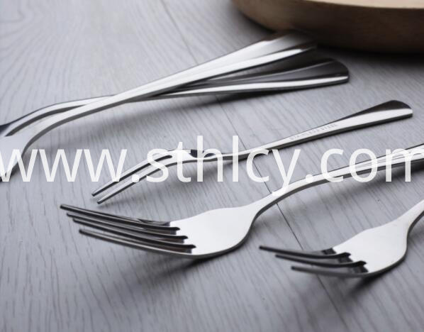 Stainless Steel Cocktail Forks