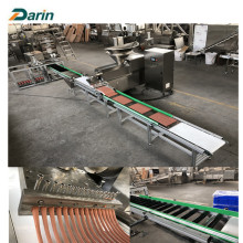 Best Quality for Dog Chewing Stick Machine Meat Strip Forming Machine With Auto Tray System export to Georgia Suppliers