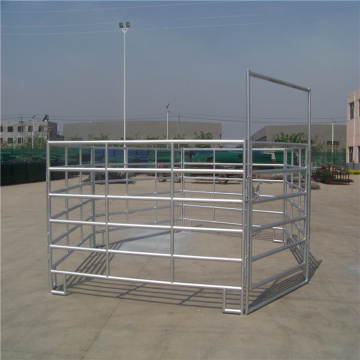 Full Welded Hot Dip Galvanized Steel Corral Fence