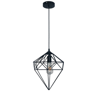 Fashion Long Hexagonal office Pendant Lights