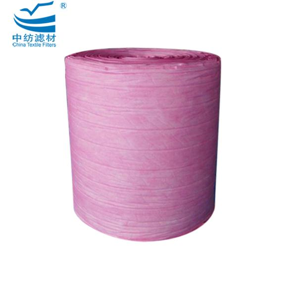 Glass Fibre Bag Air Filters