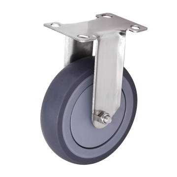 Rigid 5 Inch TPR Medium Duty Casters