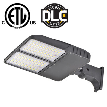 Bronze Color 300W Led Street Light Heads