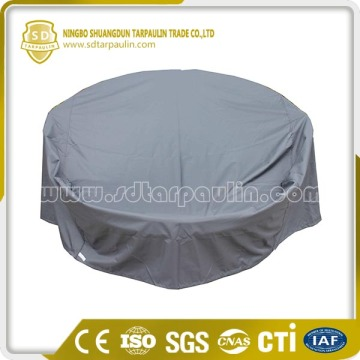 Woven Polyester Patio Furniture Cover
