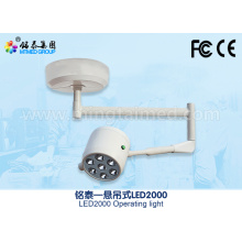 Ceiling model operating lights surgical