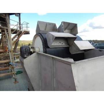 Pulp Fibre Bucket Elevator Belt Type