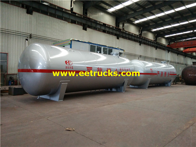 Aboveground LPG Storage Tank