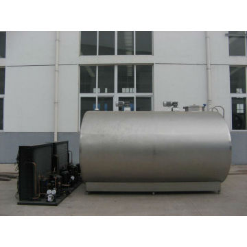 1000L milk cooling tank for dairy cows