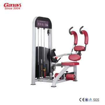 Popular Design for Heavy Duty Gym Machine Commercial Exercise Equipment Abdominal Crunch export to Indonesia Factories